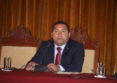 José Ruiz juramenta como alcalde de Trujillo