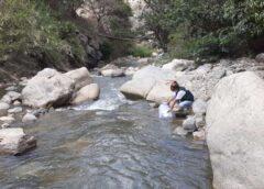 ANA evalúa la calidad del agua de los ríos del norte del país