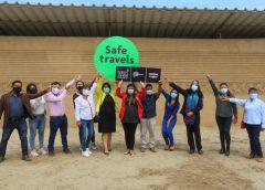 Trujillo recibe sello internacional Safe Travels