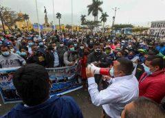 Alcalde José Ruiz liderará reclamos de trabajadores ediles