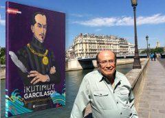 "Biblioteca Nacional presenta la novela ""¡Kutimuy Garcilazo!"""